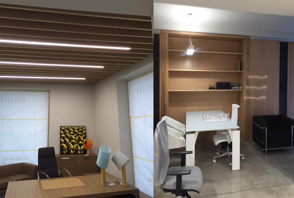 Mobili per ufficio treante for Aziende mobili per ufficio