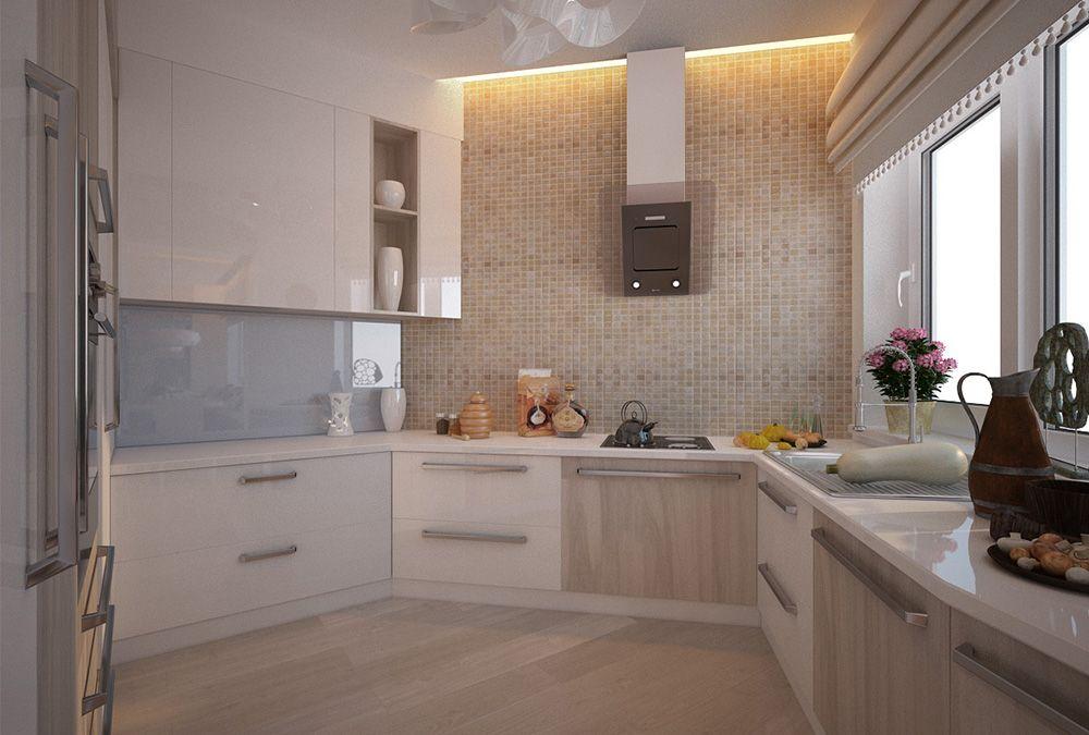 Cucine Bicolore Moderne ~ Idea del Concetto di Interior Design ...