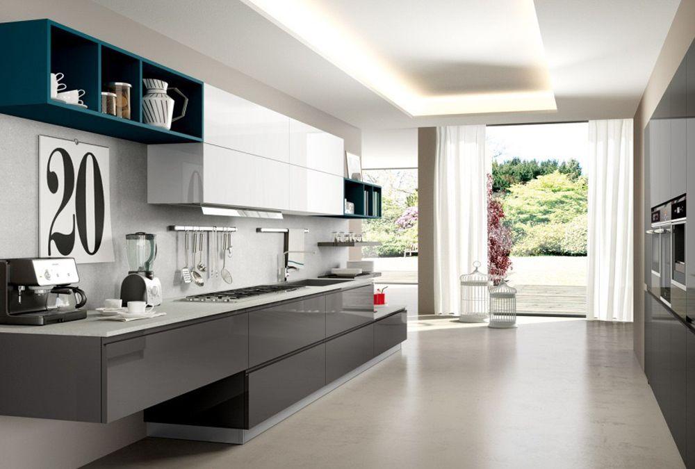 Cucine moderne perfect cucine scavolini moderne le for Cucine 2017 moderne
